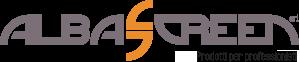 Albascreen Logo